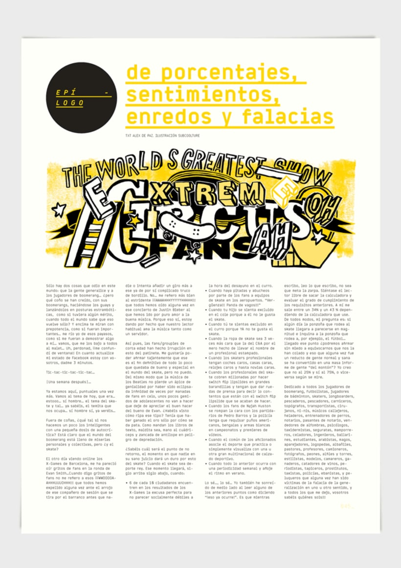 GO Skateboarding Magazine 5