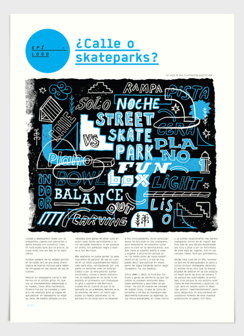 GO Skateboarding Magazine 3