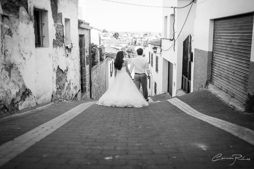 Postboda en Belmonte, Miriam+Tomás 5