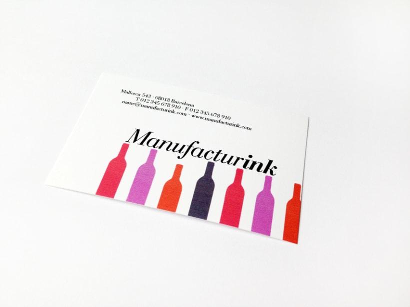 Diseño de tarjetas de visita (plantillas) 3
