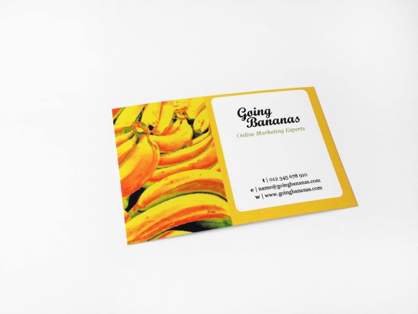 Diseño de tarjetas de visita (plantillas) 6