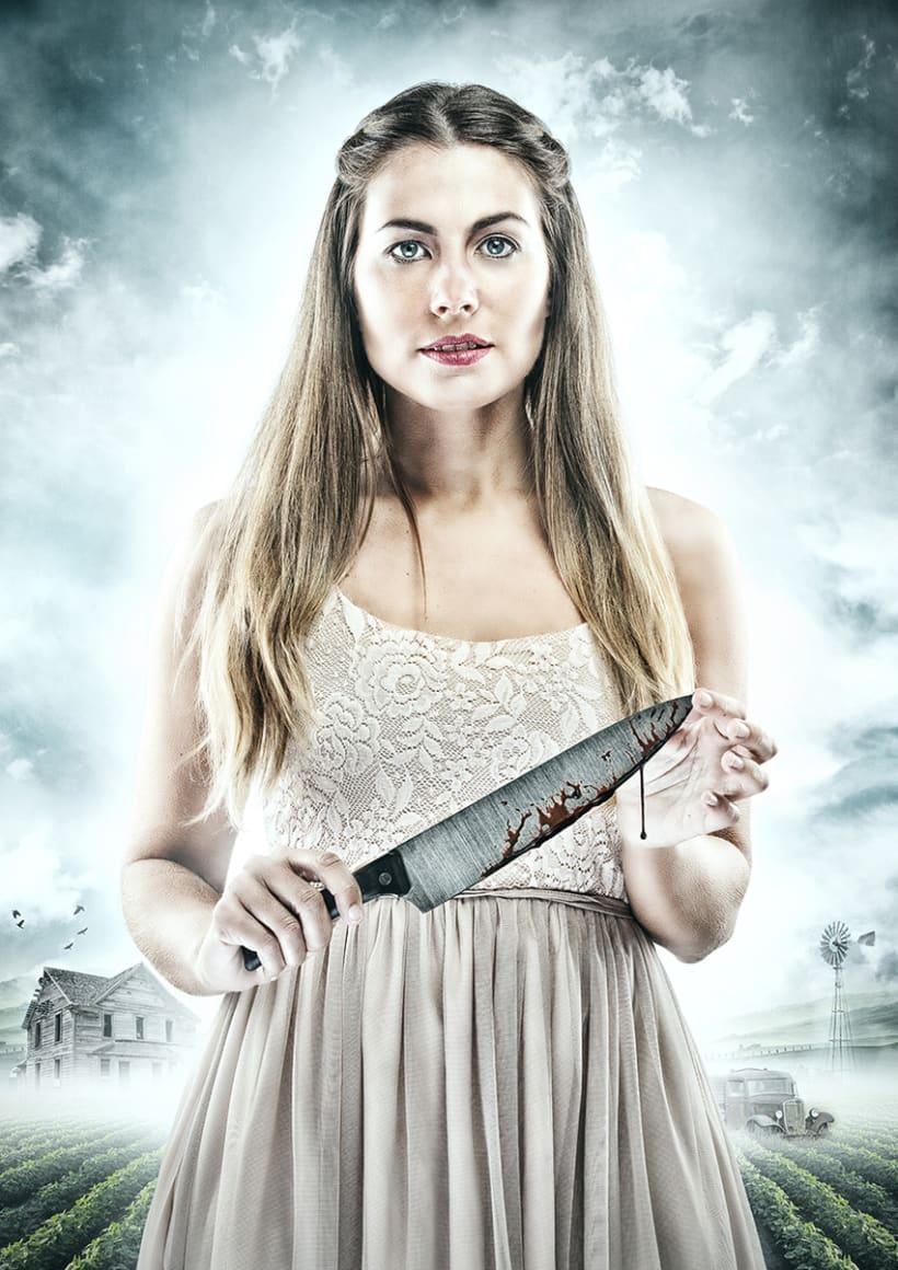 Terror movie poster -1