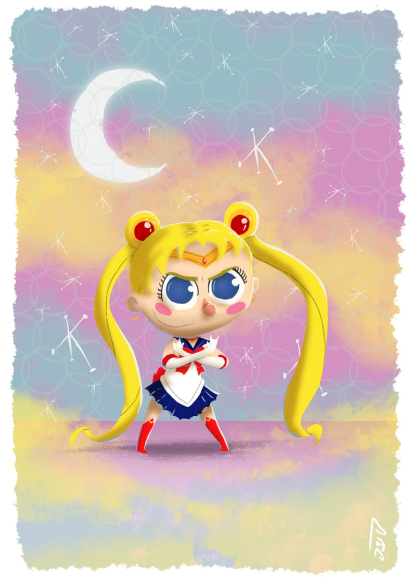 Sailor Moon -1