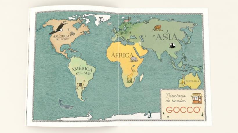 Mapa Gocco -1
