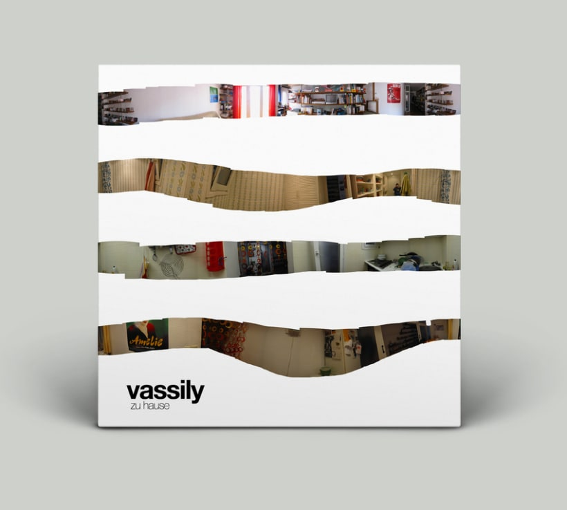 """Zu hause"" Vassily -1"