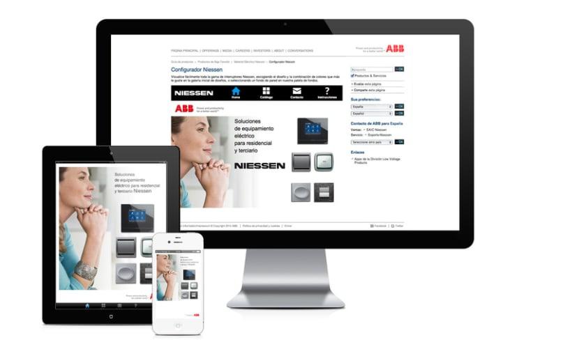 App Interruptores ABB/Niessen -1