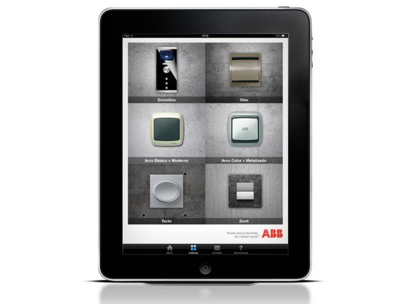 App Interruptores ABB/Niessen 1