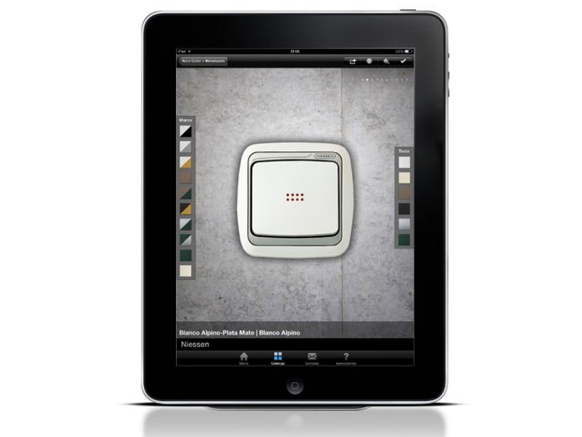 App Interruptores ABB/Niessen 3
