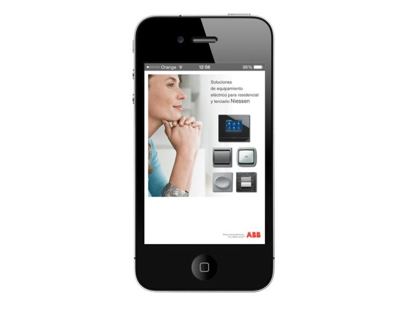 App Interruptores ABB/Niessen 4