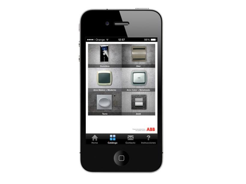 App Interruptores ABB/Niessen 5