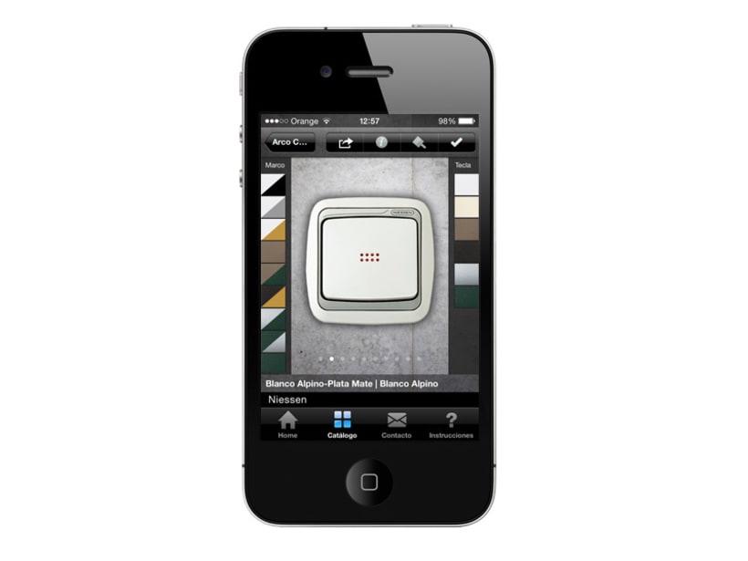 App Interruptores ABB/Niessen 7