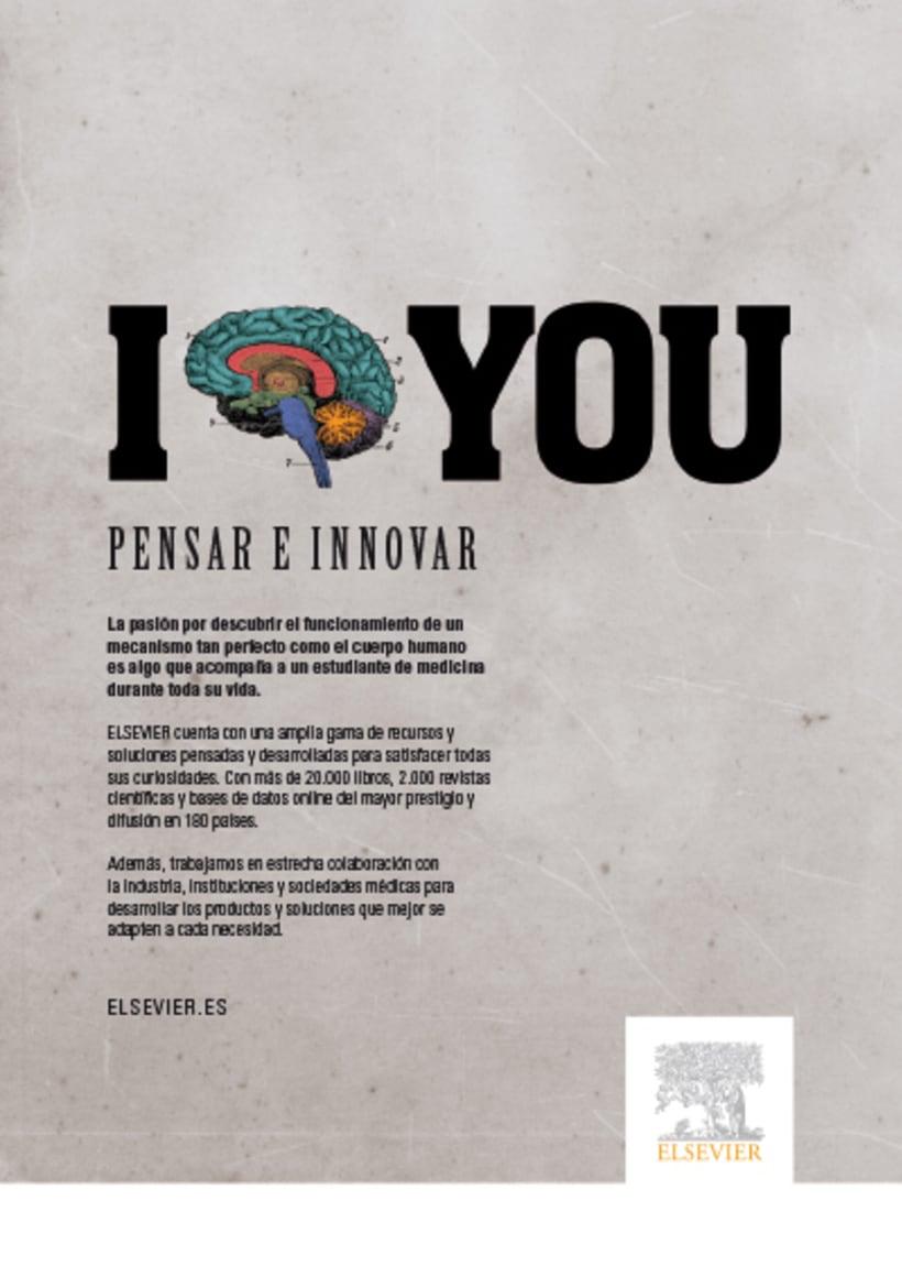 Elsevier. Campaña de fidelización. 3