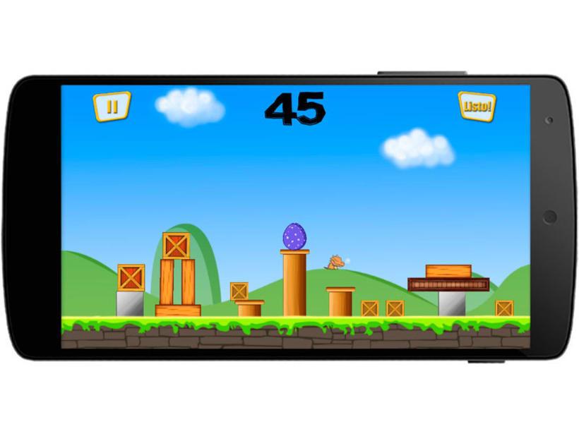 Save IT Videojuego Disponible en Google Play 7