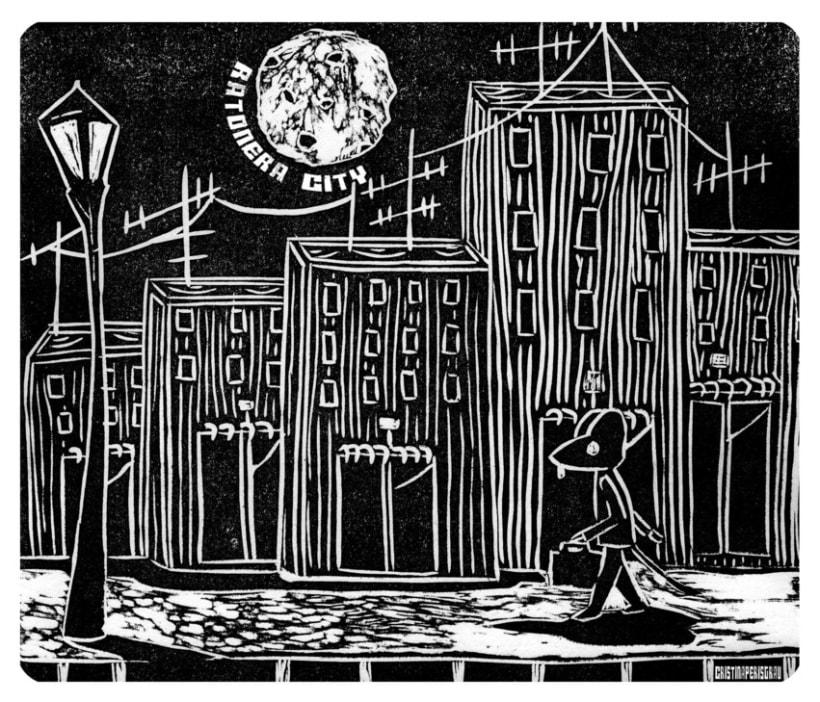 """La Ciudad"" Tirofanzine -1"