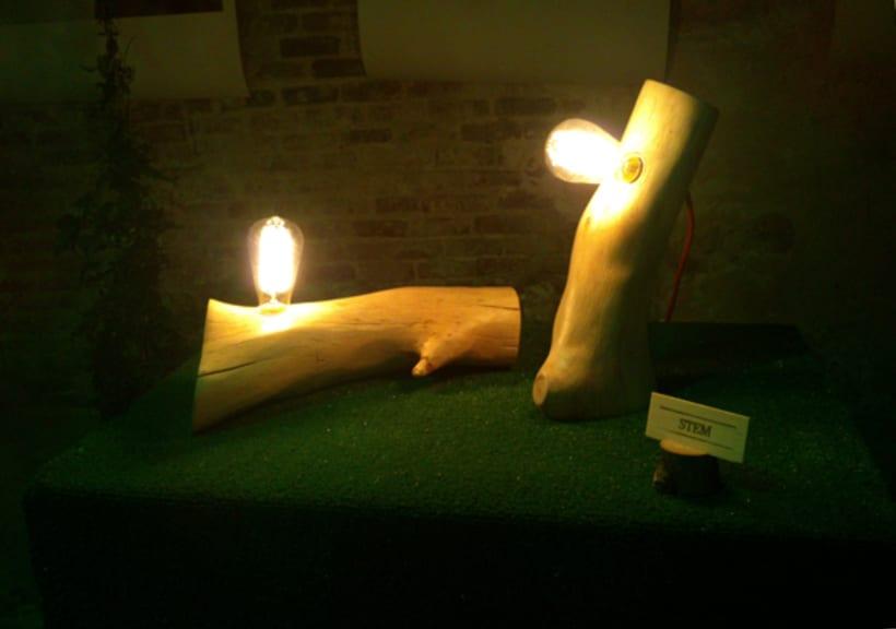 Dirección de Arte del Showroom de Woodamp -1