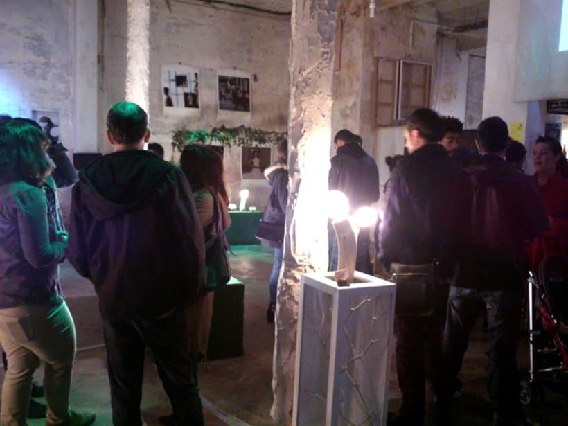 Dirección de Arte del Showroom de Woodamp 5