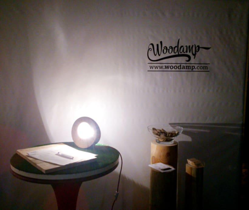 Dirección de Arte del Showroom de Woodamp 8