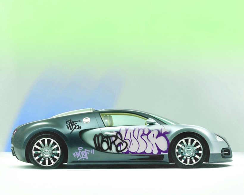 Graffiti Cars 1