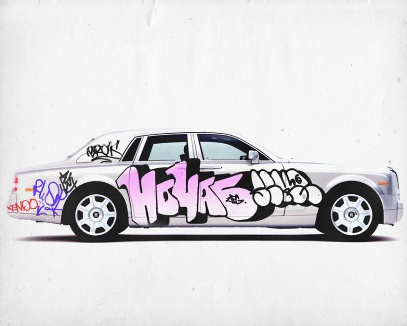 Graffiti Cars 2