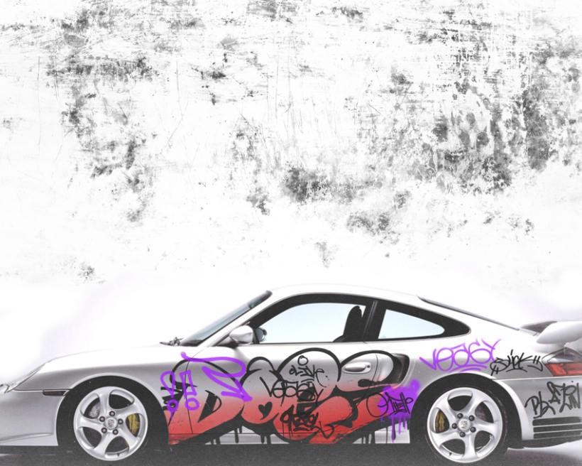 Graffiti Cars 4