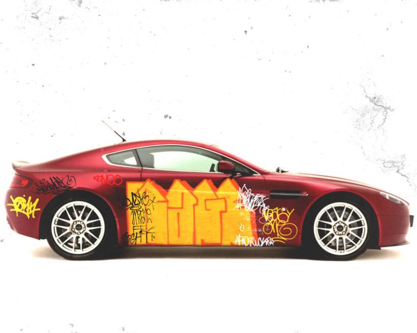 Graffiti Cars 5