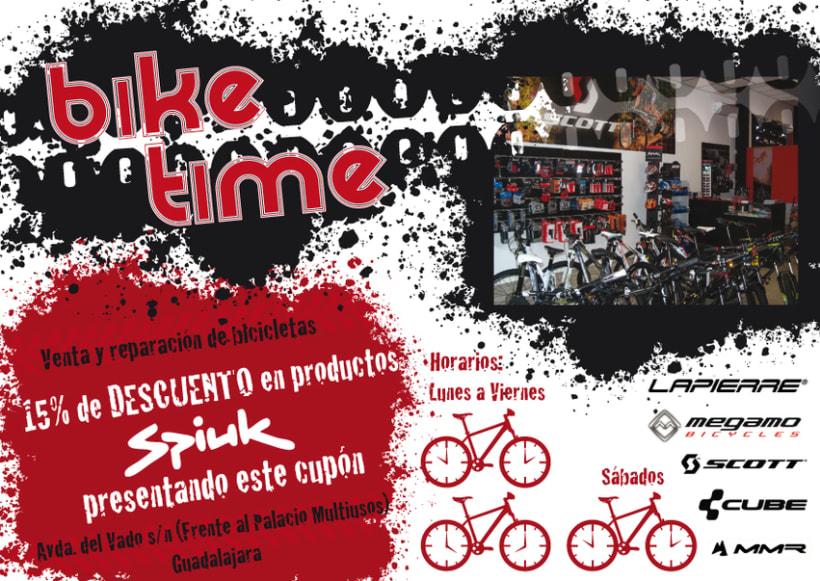 Bike Time 0