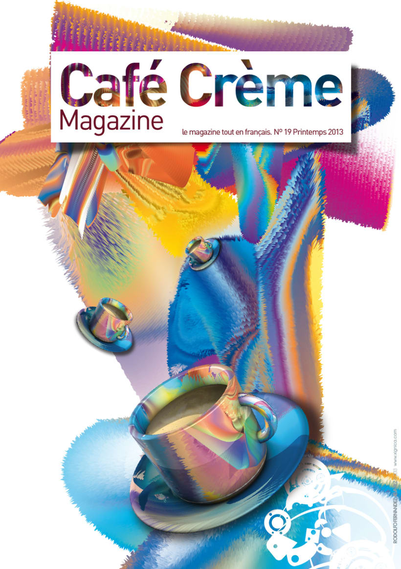 Café Crème Magazine 0