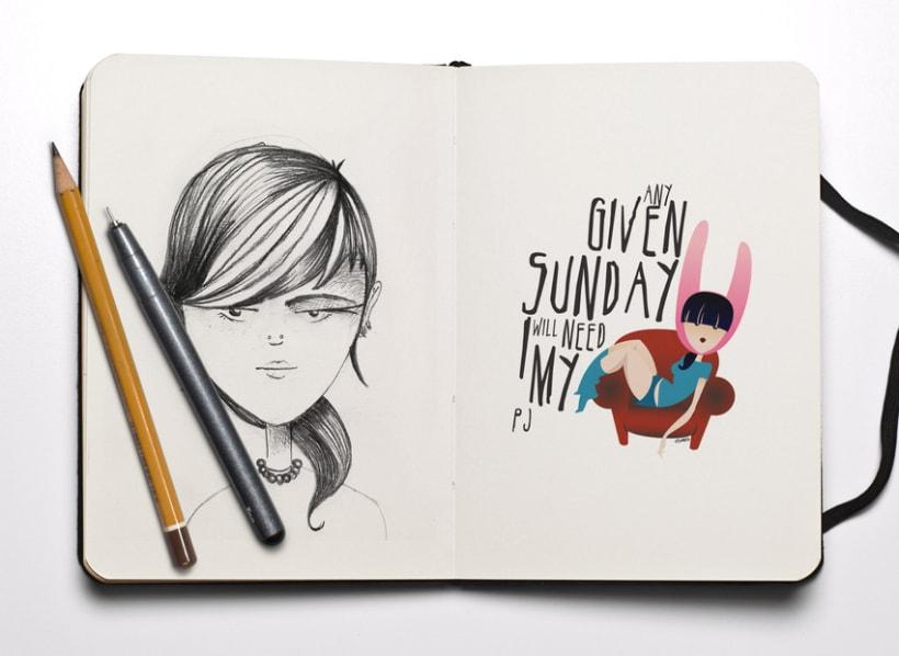 Ilustraciones Personales 1