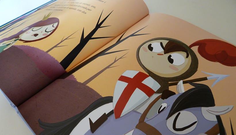 La llegenda de Sant Jordi i el drac 5