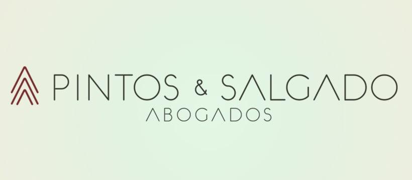 Logotipo y web Pintos & Salgado abogados 1
