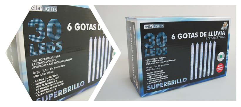Packaging LEDs -1