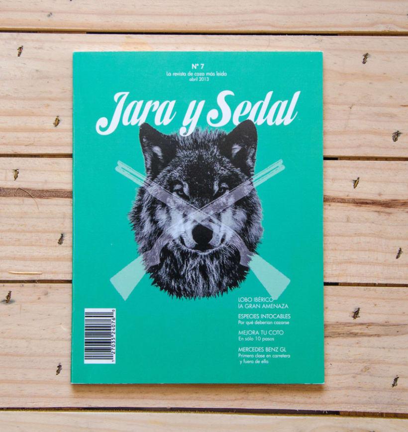 Rediseño:  'Jara y Sedal' 1