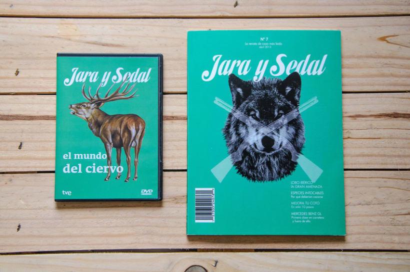 Rediseño:  'Jara y Sedal' 4