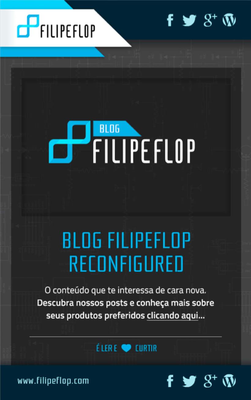 DIGITAL / FILIPEFLOP - Blog, newlsletter, fanpage, web, mail, etc 13