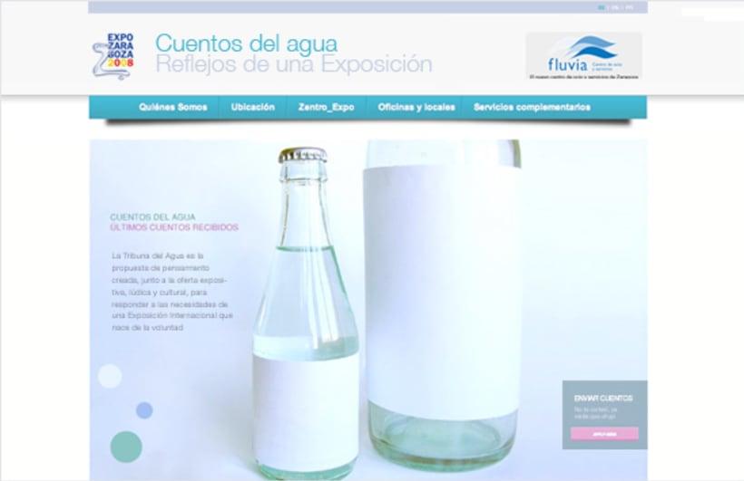 """""""Cuentos del Agua"""" Expo Zaragoza 2008 1"""