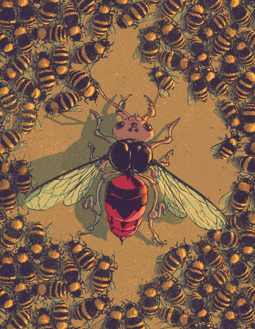 Insectos en guerra 4