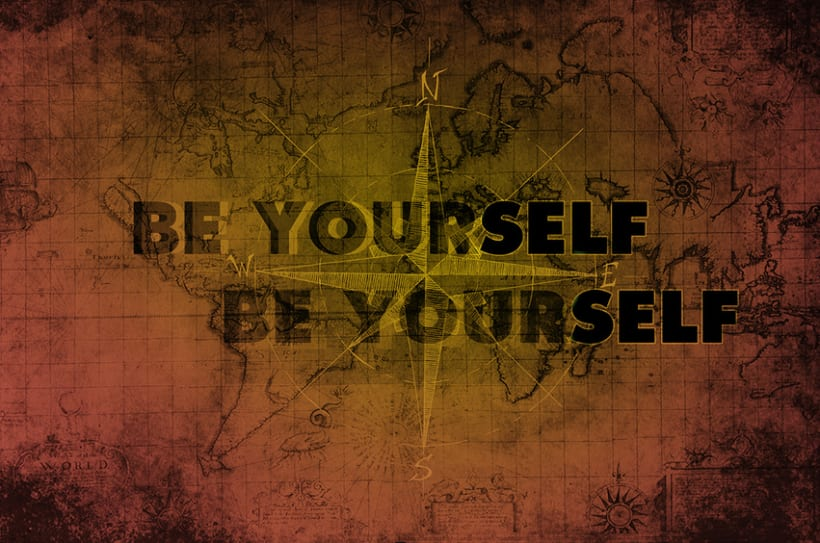 Be Yourself -1