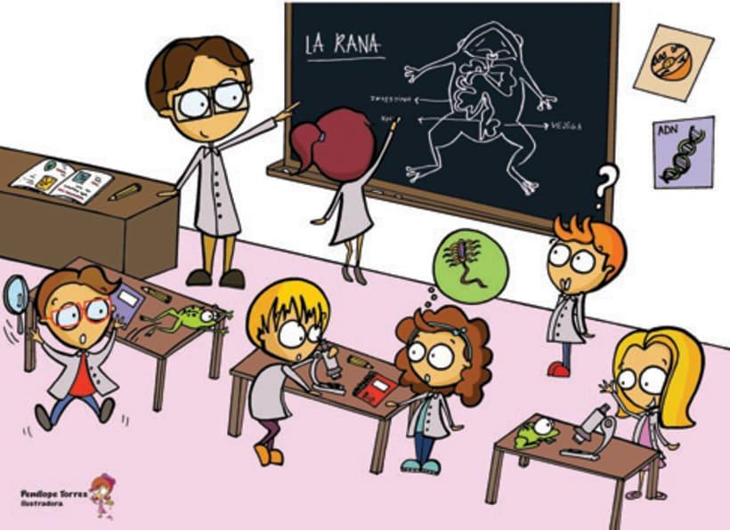 Ilustración infantil 12