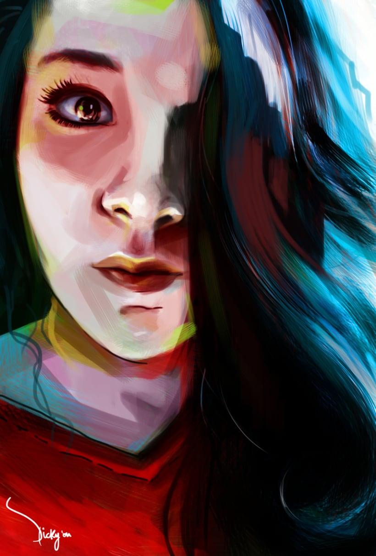 Digital Painting - Portraits 1