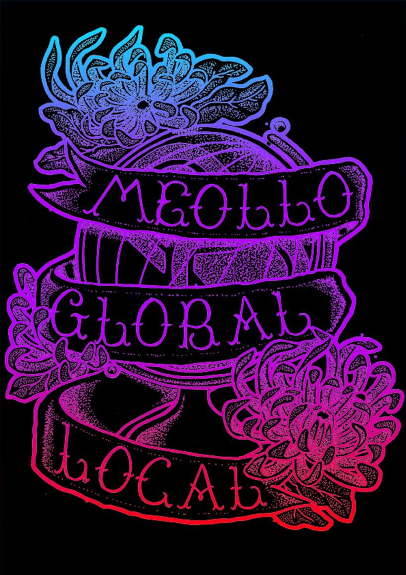 Ropa y complementos diseñados para la marca de ropa urbana Meollo 3
