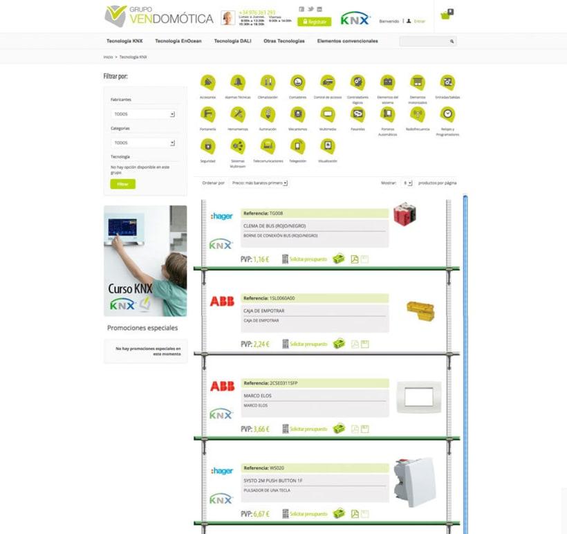 Vendomotica - Tienda online de domótica para particulares y empresas 1