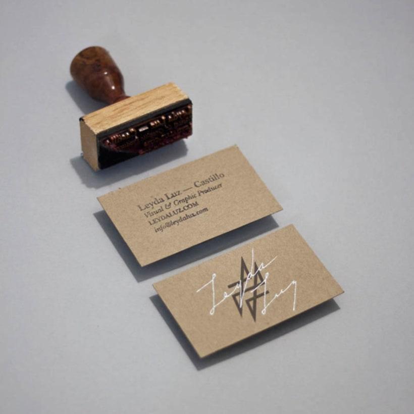 Leyda Luz Personal Branding 1