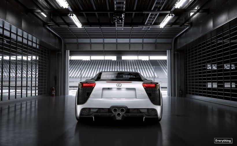 Lexus LFA 1