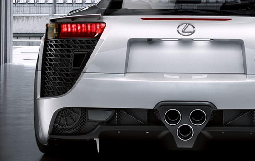 Lexus LFA 4