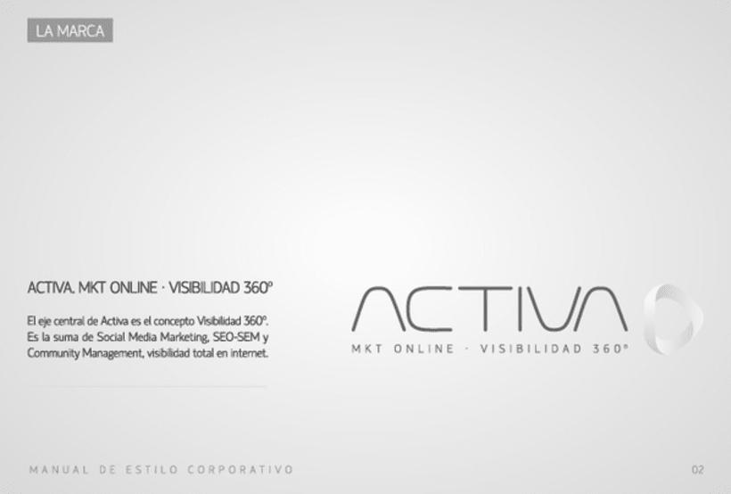 Activa. Mkt Online. Visibilidad 360º 1