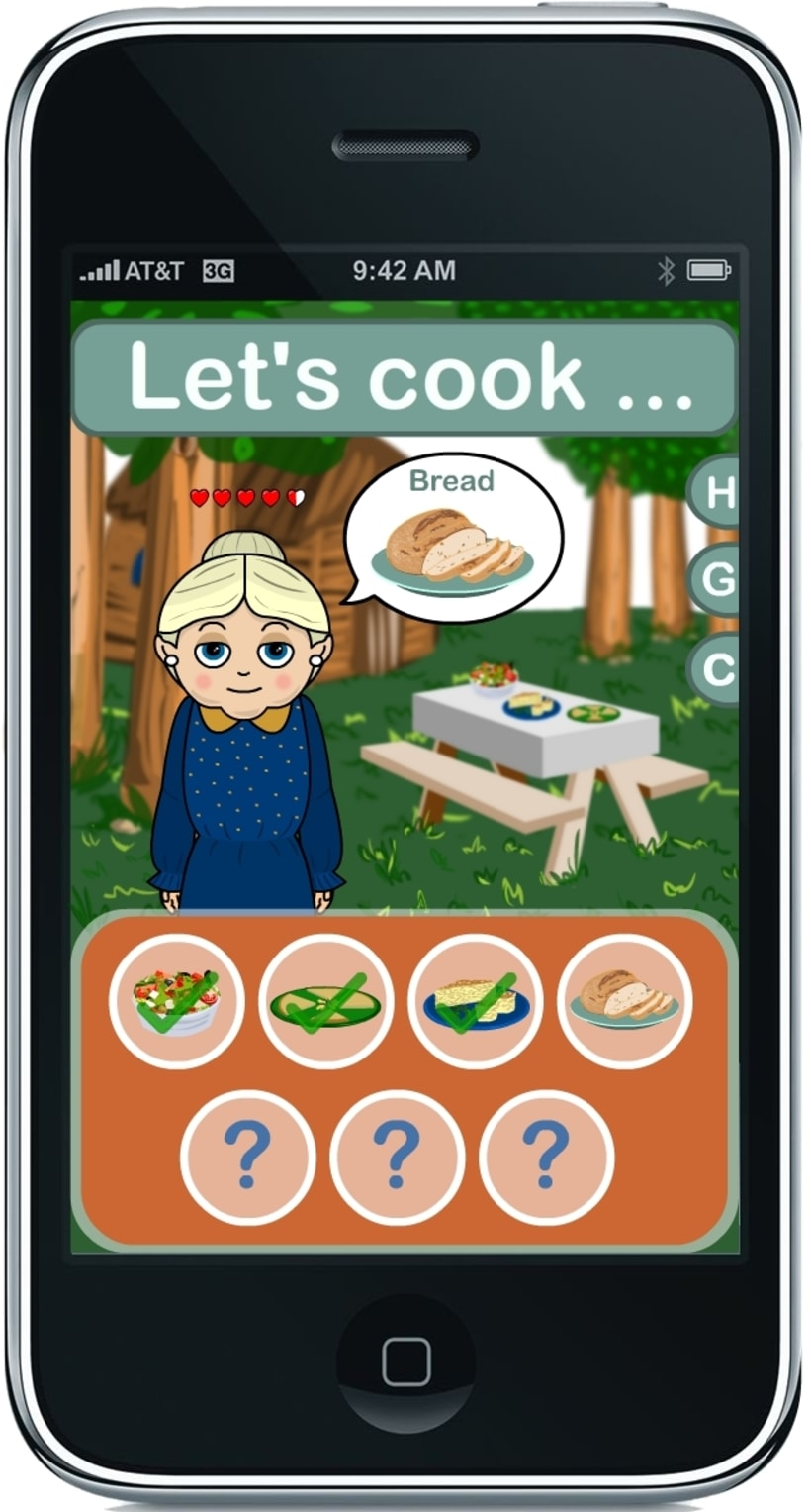 Propuesta Cooking Game Mobile 0
