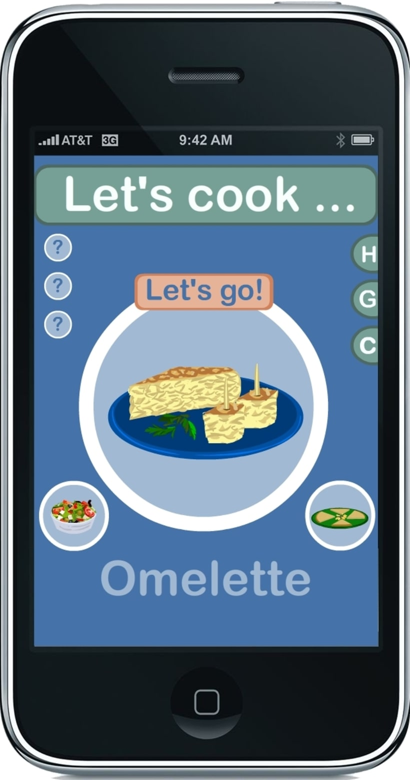 Propuesta Cooking Game Mobile 1