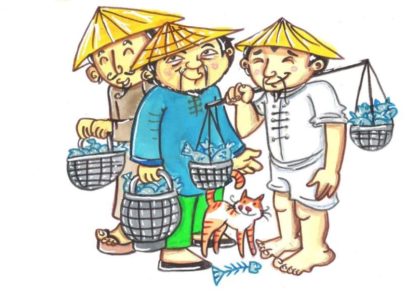 Cuentos Chinos 7