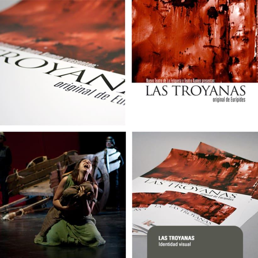 Las Troyanas -1