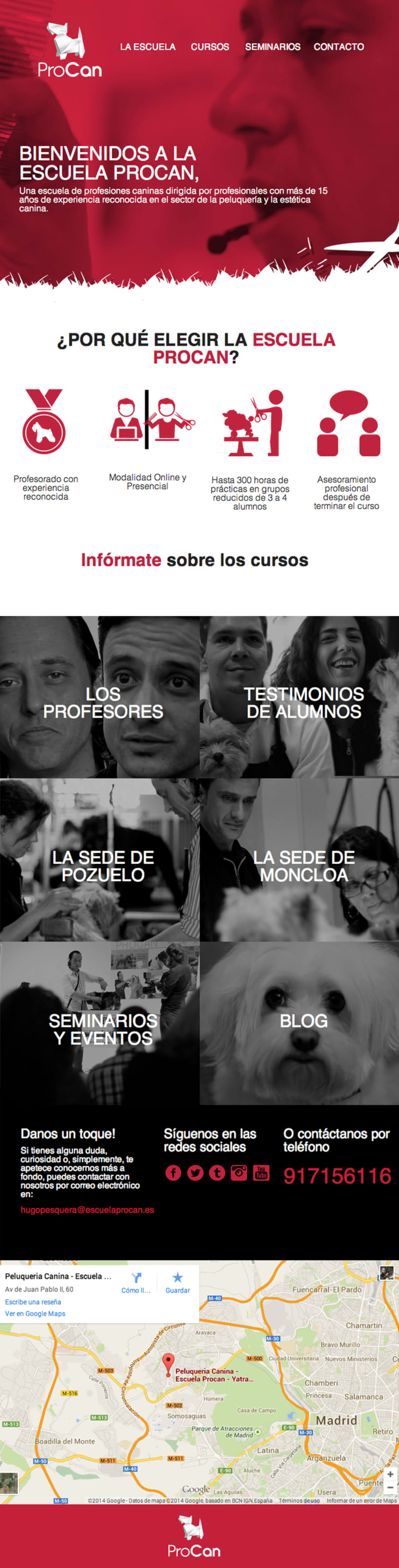 Web Escuela Procan (profesiones caninas) -1